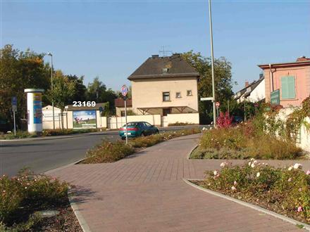 Rheinstr  22 (B 42)/Löserweg, 65366,