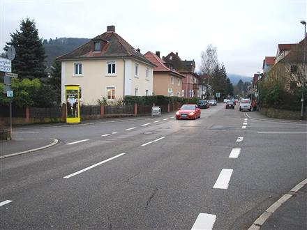 Beckstr  23 li/Schwanheimer Str gg, 69412,