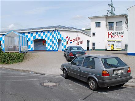 Toni-Schecher-Str. 10 Getränkemarkt & Kelterei Kuhn Einf., 63820,