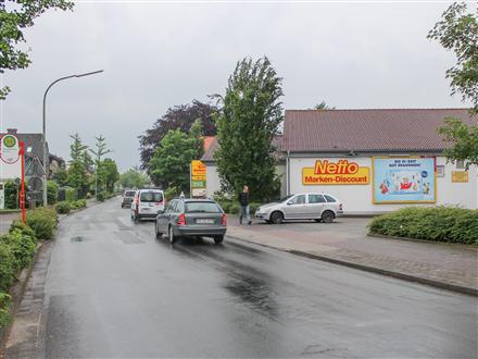 Osnabrücker Str 8  Netto, 49584,