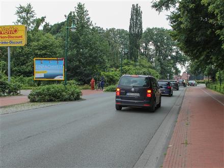 Eichenallee 1a Si Hauptstr (L831) Netto quer, 26188,