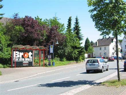 Hauptstr/Auf der Pforte  -Breidenstein-, 35216,