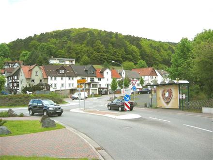 Hainstr/Hainachstr (B 62/B 253) Kreisel, 35216,