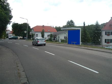 Gersheimer Str/Allmendweg nh Ortseing (L 201), 66453, Walsheim