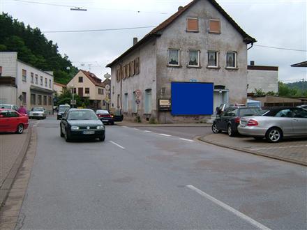 Honzrather Str  52 (L 156) Quer /Getränkemarkt Apotheke gg /Zentrum  /V, 66701, Honzrath