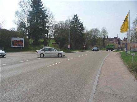Dürrwanger Str./Feuchtwanger Str.,B 25 gg. JET-Tankstelle, 91550,