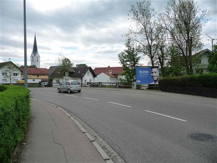Füssener Straße 10, B 309 nh. / Ziegelholzweg, 87471,