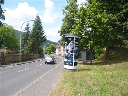 Bergstraße gg. 4 nh. / Zeilbaumweg       3,00 x 3,80, 97737,