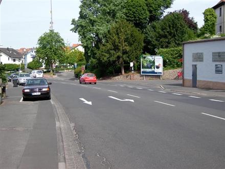 Würzburger Str., B 8 nh. / Rathausstr., Bush., 63808,