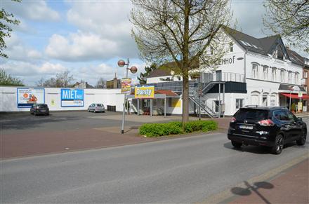Lindenallee 14 /Dursty Getränke/geg. Eingang (rts), 46519, Stadtmitte
