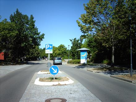 Stuttgarter Straße 30 gg. Kulturzentrum, 79211,
