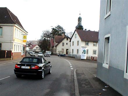 Dinglinger Hauptstraße/Sonnengasse, 77933,