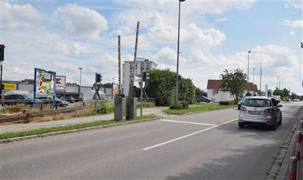 Rothenburger Str. 45 /Kaufland/geg. Eing/Sicht Str (lks), 91438,