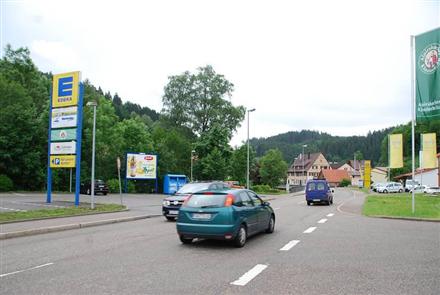 Hauptstr. 79/B 294+B 462 /Edeka/Einfahrt (rts), 72275,