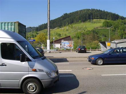 Schwarzwald-/Bhf./Bahnst.Gl.2/Si.Gleis 2, 77716, Haslach im Kinzigtal