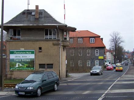 Friedrich-Rückert-Str./Bahnübergang, 98646, Hildburghausen