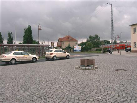Am Bahnhof Nh. Weststr. geg. Busbahnhof quer, 04910, Elsterwerda