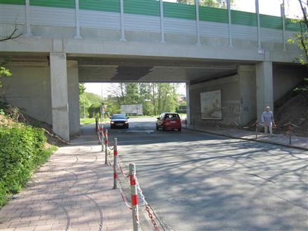 Altdorfer Str./DB-Brücke saw, 90537, Feucht