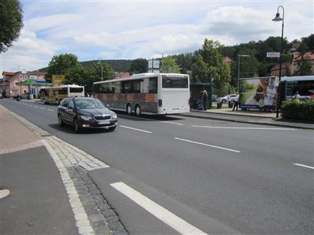 Bahnhofstr. Bus-HST Nh. Bhf. B27, 97769, Bad Brückenau