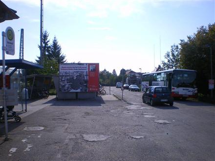 Bahnhof re/Am Fahrradständer, 76448, Durmersheim