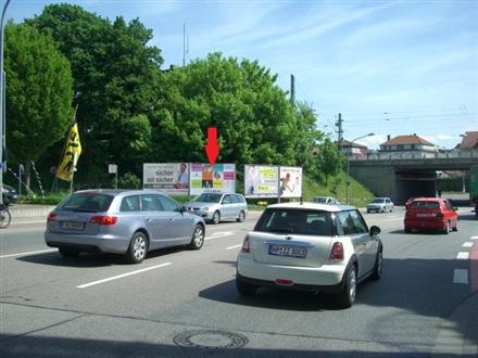 Wormser Str. saw. vor DB-Brücke li., 2. Sto., 64625, Mitte