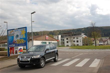 Poststr. 62 /Lidl/beim Kreisverkehr (WE lks), 73072,