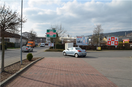 Plakatwerbung in Rüdesheim am Rhein - Alle Standorte und Preise