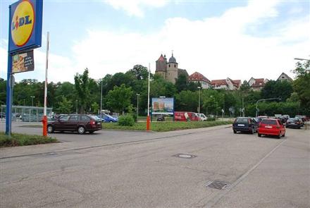 Robert-Bosch-Str. 2 /Lidl/geg. Einfahrt (Sicht Fristo), 74354,