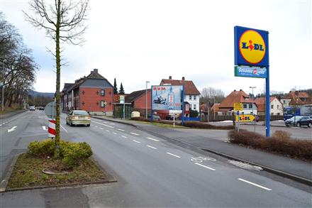 Plakatwerbung in Bad Gandersheim - Standorte & Preise - Plakate buchen