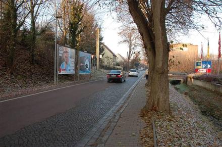 Zabenstedter Str/geg. Edeka Wagner (Einfahrt), 06347,