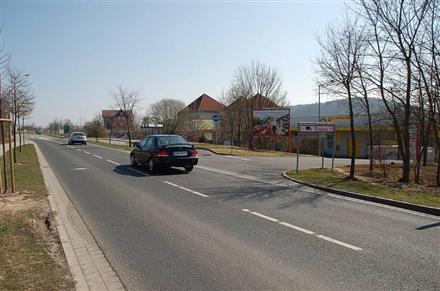 Eisfelder Str. 60 /Kaufland/Einf/lks (quer zur B 89), 98646,