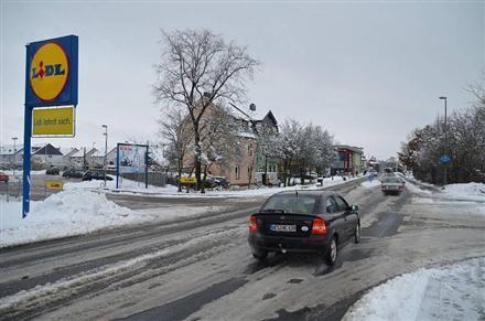 Bahnhofstr. 85 /Lidl (Einfahrt), 47495,