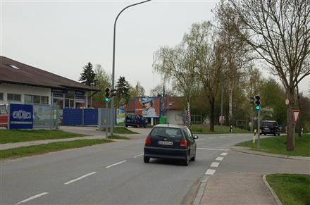 Plakatwerbung in Reisbach - Standorte & Preise - Plakate buchen