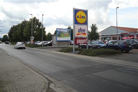 Am Rauner Graben 17 /Lidl/Einfahrt (quer zur Str), 63667,