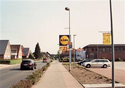 Steinhauser Str. 25 /Lidl/Einfahrt (quer zur Str), 26345,