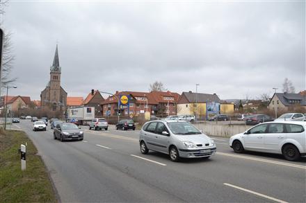Bennekuhlenweg 1 /Lidl/lks vom Eing/B 243 (Sicht Markt), 37412,