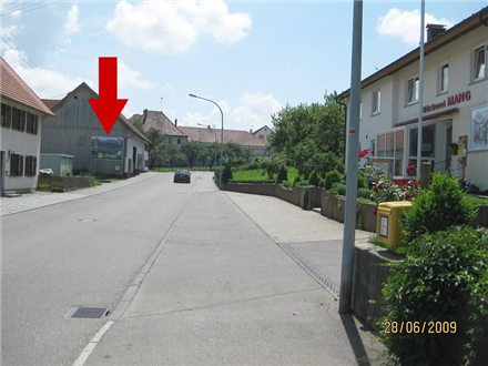 Hauptstr. 34/quer am Giebel (Hauerz), 88410, Hauerz