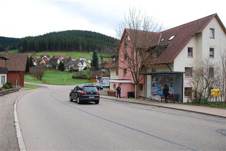Oberdorfstr. 154/Zufahrt Penny (WH), 72270,