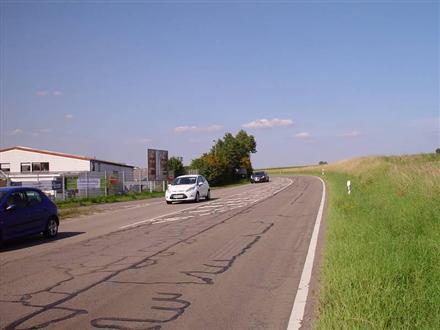 Bahnhofstr/Industriegebiet 19 /Getränkemarkt Gersheim, 66453,