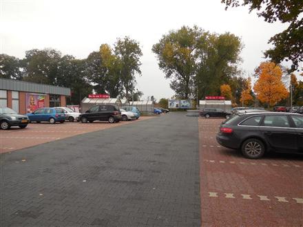 Dorfstr. 29  - Rewe (PP) schr. geg. Eing., 49824, Innenstadt
