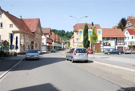 Bahnhofstr. 25 /Edeka/Einfahrt, 72213,