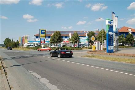 Industriestr. 19 /Edeka/neb. Einfahrt (Sicht Tkst), 96114,