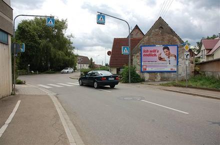 Schäfstr/Ecke Günzburger Str. 4 (quer am Giebel), 89423,