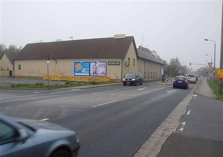 Frankfurter Str/B 87/Ecke Dresdener Str (quer), 04916,