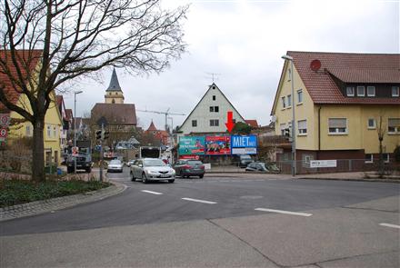 Hauptstr. 2/bei Sport-Outlet/quer  (Großsachsenheim), 74343, Großsachsenheim
