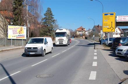 Hegaustraße/Höhe Tankstelle (quer), 78234,