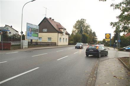 Straubinger Str. 15/geg. Lidl-Einfahrt/Zuf Netto (lks), 93326,