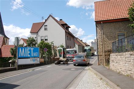 Werntalstr/B 26/Ecke Am Kirchgarten 19   (Müdesheim), 97450, Müdesheim