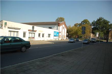 Clara-Zetkin-Str/ehem. Markthalle/B 194 + B 110, 17109,