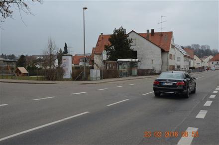 Römerstr. /Eschenstr./Bushaltestelle, 89250, Wullenstetten